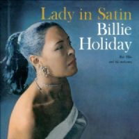 "Billie Holiday-Lady In Satin (Secondhand) [12"" LP]"